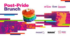 Post-Pride Queer Brunch @ Manasia Hub