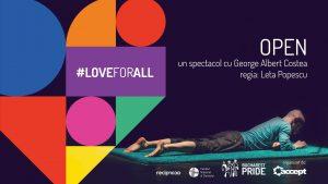 OPEN | cu George Albert Costea | regia Leta Popescu @ Centrul Național al Dansului București