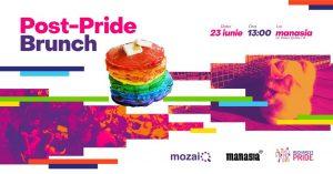 Post-Pride Queer Brunch @ Manasia Hub