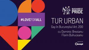 Tur urban | Gay în Bucureștiul Art. 200  @ punct de întâlnire: Hotel IBIS, Gara de Nord