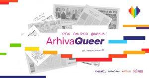 Despre importanța arhivelor queer @ ARTHUB