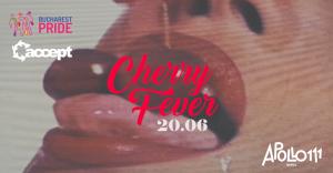 Cherry Fever w. EllieN, Larisa & Cristina @ Apollo 111 Barul